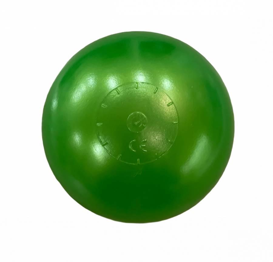 OEM Μπαλάκια 7.5εκ Παιδότοπου – Μπαλοπισίνας 200τεμ Πράσινα