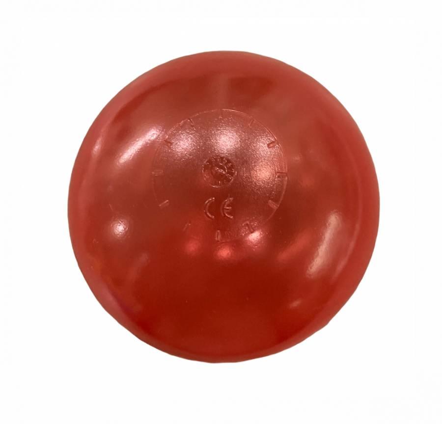 OEM Μπαλάκια 7.5εκ Παιδότοπου – Μπαλοπισίνας 200τεμ Κόκκινο