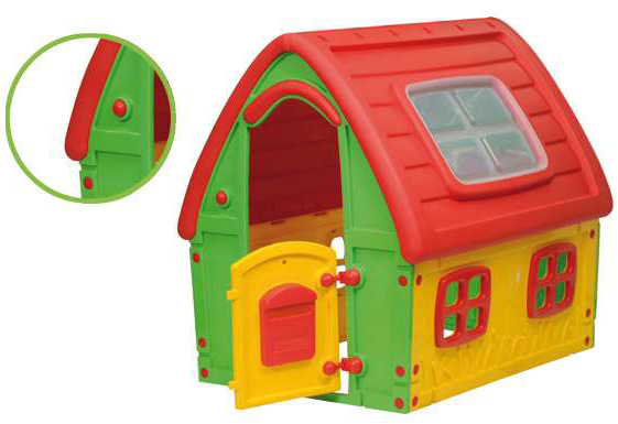 ea5486c6e031 Παιδικό Σπιτάκι Παραμυθένιο Fairy House StarPlay