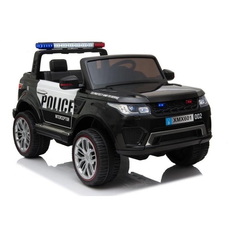 OEM Ηλεκτροκίνητο Αστυνομικο Jeep 12V 4X4