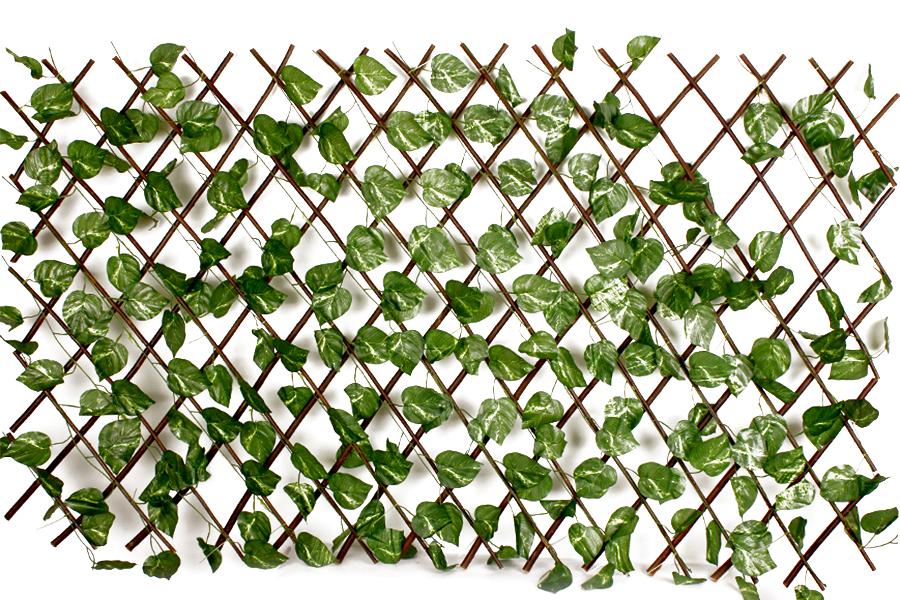 OEM Τεχνητός Φράχτης φυλλωμάτων διακοσμητικός πτυσσόμενος 190Χ88 εκ. – FENCE-2708