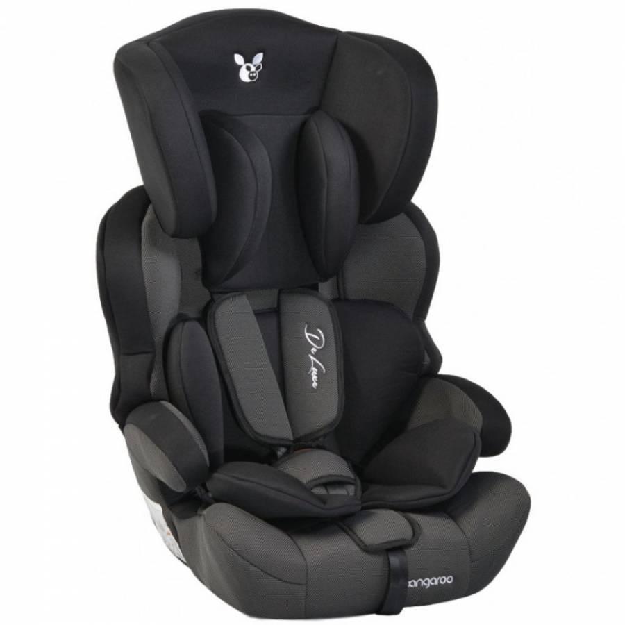Cangaroo Κάθισμα Αυτοκινήτου 9-36Kg Deluxe Black