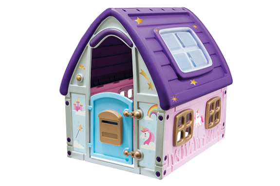 6def1ed68cff Trampolino StarPlay Παιδικό Σπιτάκι Μονόκερoς Unicorn Grand House StarPlay,  022561