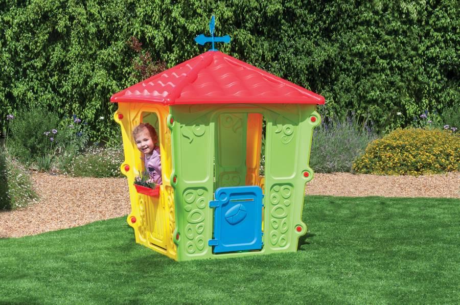 f3f5061686c0 Πλαστικό Σπιτάκι Κήπου Country Play House 56-560