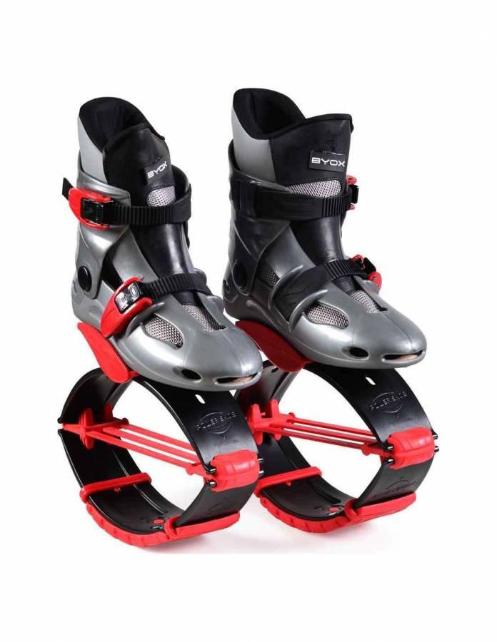 Byox Παπούτσια με Ελατήρια για άλματα – Jump Shoes M (33-35) 30-40kg