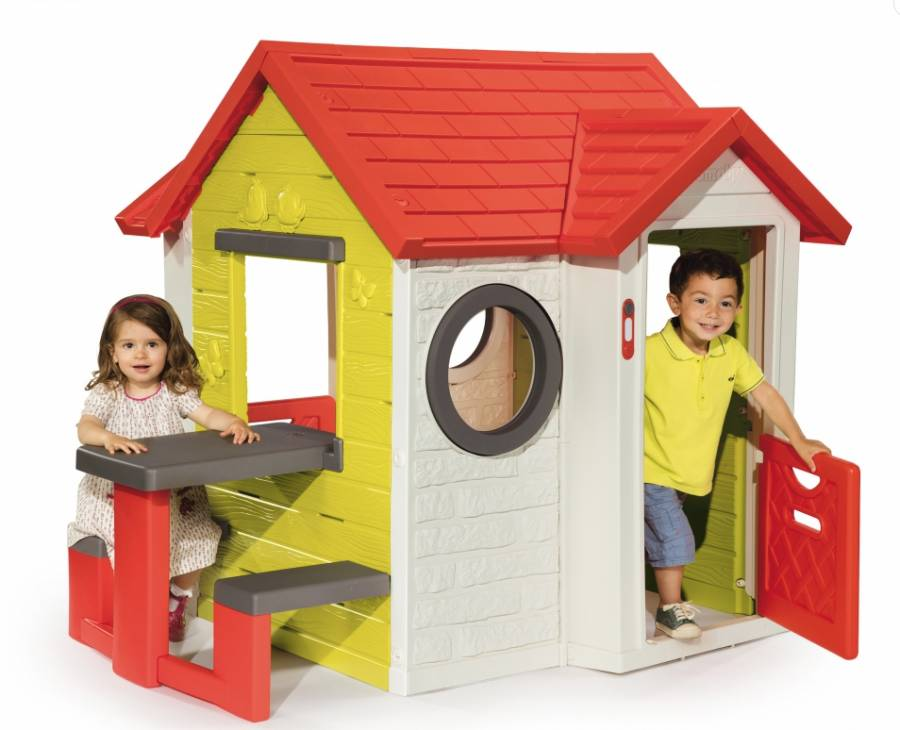 1e3b60cd01ca Παιδικά Σπιτάκια Κήπου My House με Πικ-Νικ Τραπεζι