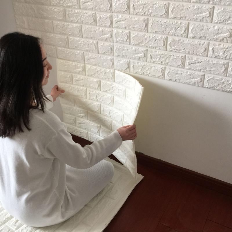 Αφρωδες υλικο για τοιχο, ταπετσαρια ασφαλειας 0,8εκ