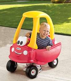 LITTLE TIKES COPY COUPE 30TH ANNIVERSARY EUROPE,6120