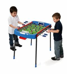 Smoby παιδικο ποδοσφαιρακι soccer table challenger (620200)