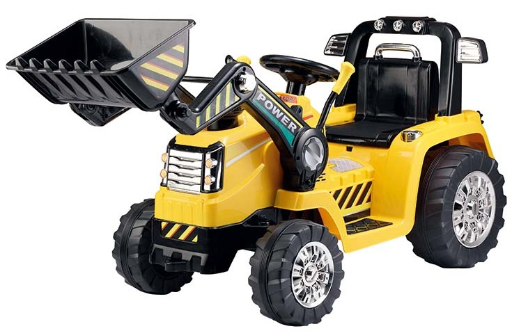 OEM Ηλεκτρικό παιδικό τρακτέρ με φαγάνα 12V,ZP1005