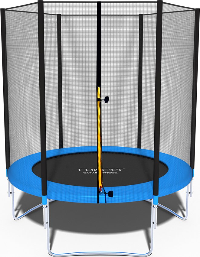 FunFit Τραμπολινο 1,83m με διχτυ ασφαλειας