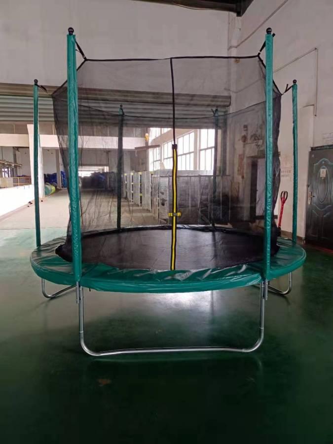 Trampolino.gr Τραμπολινο 3m με διχτυ ασφαλειας & G3 system
