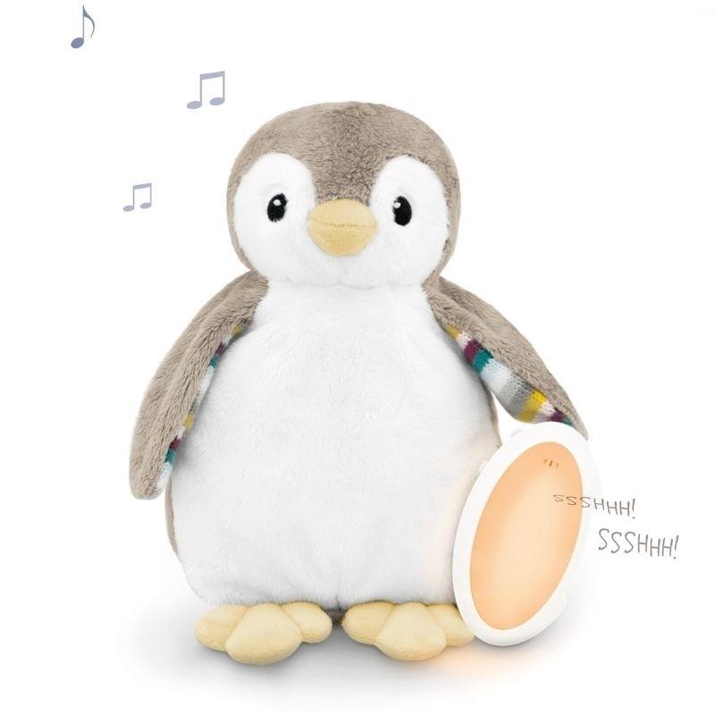 ZAZU Φοίβη Πιγκουίνος Εγγραφής Φωνής, Αναπαραγωγή Λευκών Ήχων και Φως